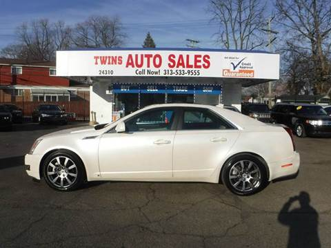 2009 Cadillac CTS for sale in Detroit, MI