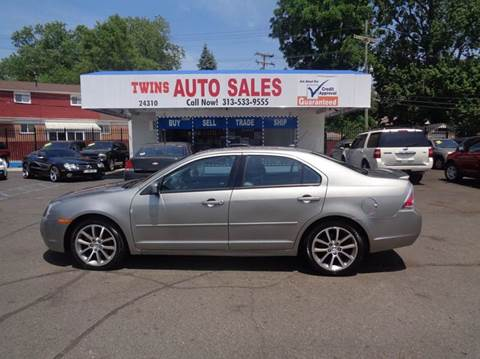 2009 Ford Fusion For Sale Detroit Mi