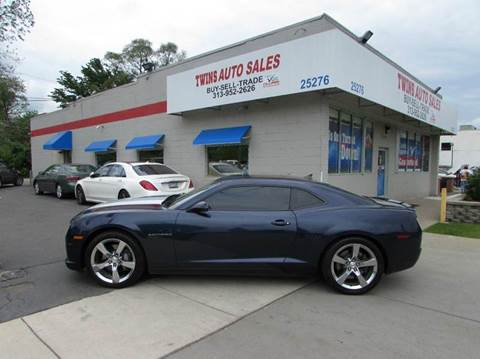 2011 Chevrolet Camaro for sale in Redford, MI