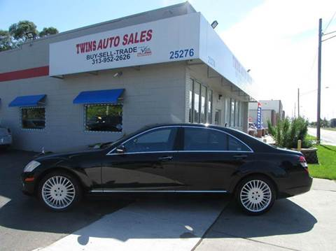 2007 Mercedes-Benz S-Class for sale in Redford, MI
