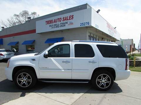 2007 GMC Yukon for sale in Redford, MI