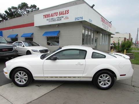 2006 Ford Mustang for sale in Redford, MI