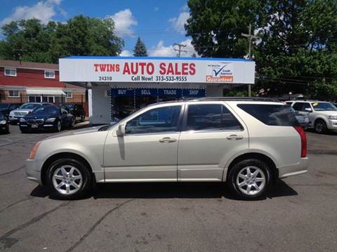 2007 Cadillac SRX for sale in Detroit, MI