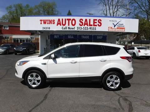 2016 Ford Escape for sale in Detroit, MI