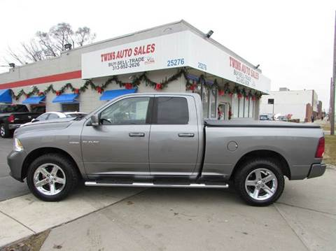 2009 Dodge Ram Pickup 1500 for sale in Redford, MI