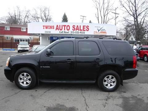 2007 GMC Yukon for sale in Detroit, MI