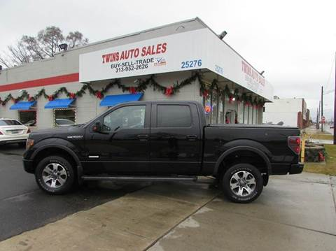 2011 Ford F-150 for sale in Redford, MI