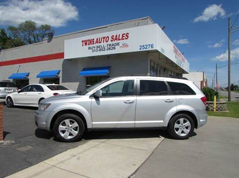 2010 Dodge Journey for sale in Redford, MI