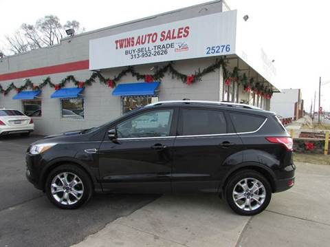 2014 Ford Escape for sale in Redford, MI
