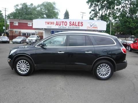 2010 Buick Enclave for sale in Detroit, MI