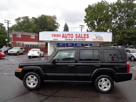 2006 Jeep Commander for sale in Detroit, MI