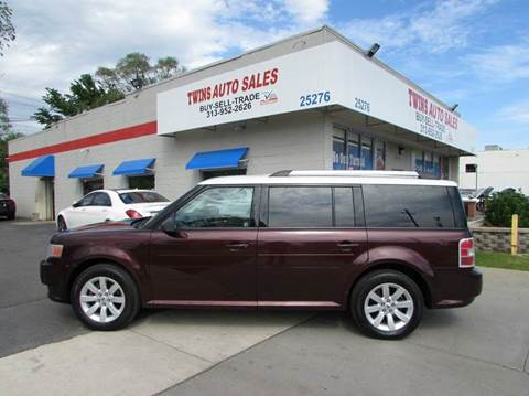 2009 Ford Flex for sale in Redford, MI