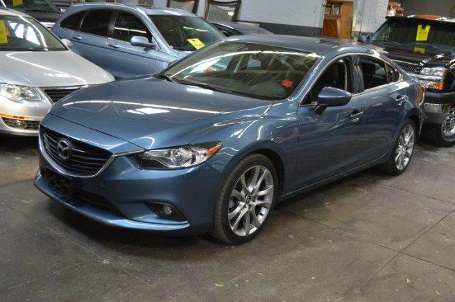 2014 mazda mazda6 for sale in somerville ma. Black Bedroom Furniture Sets. Home Design Ideas