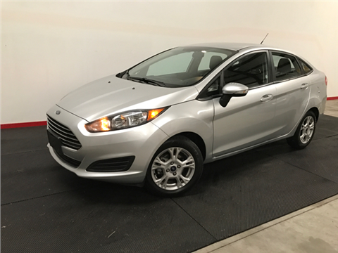 2016 Ford Fiesta for sale in Oklahoma City, OK