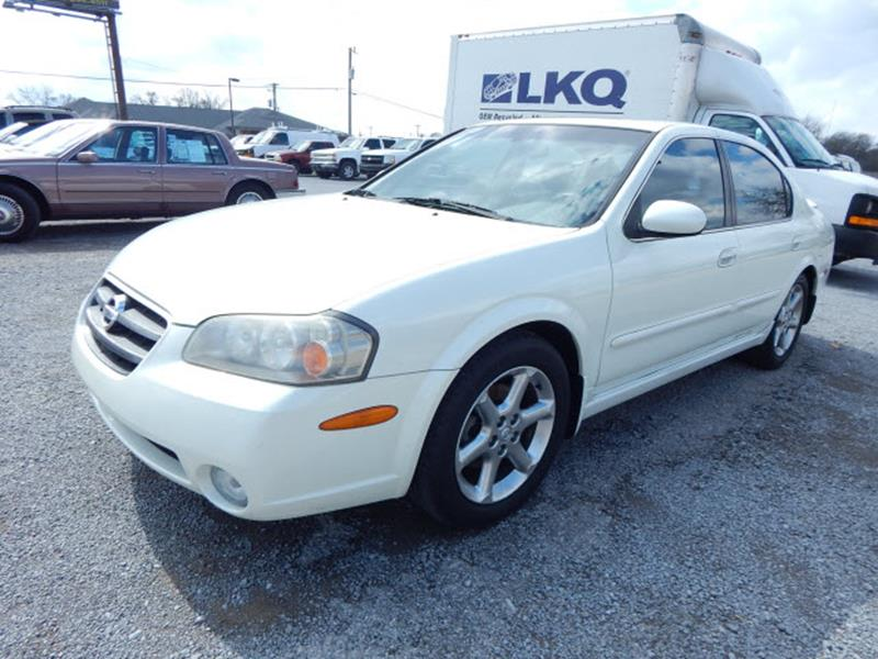 used 2003 nissan maxima for sale in baton rouge la