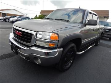 2006 GMC Sierra 1500 for sale in Shelbyville, TN