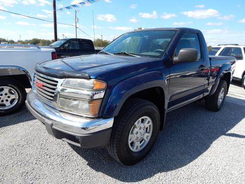 2004 GMC Canyon for sale in Shelbyville, TN