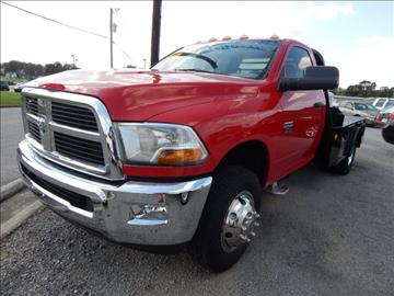 2011 RAM Ram Chassis 3500 for sale in Shelbyville, TN