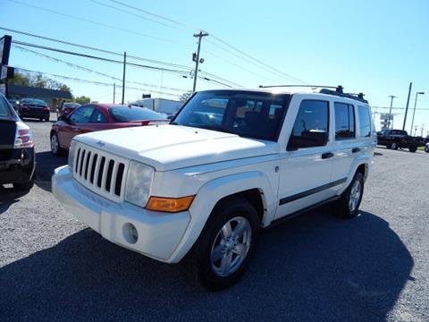 2006 Jeep Commander for sale in Shelbyville, TN