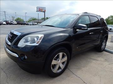 2010 GMC Acadia for sale in Shelbyville, TN