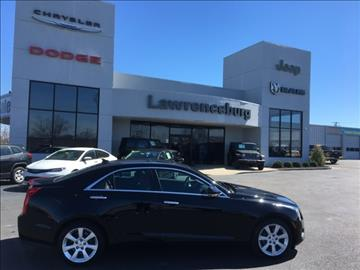 2014 Cadillac ATS for sale in Lawrenceburg, KY