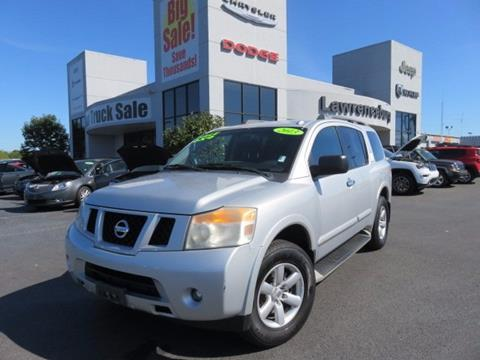 2013 Nissan Armada for sale in Lawrenceburg, KY