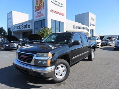 2006 GMC Canyon for sale in Lawrenceburg, KY