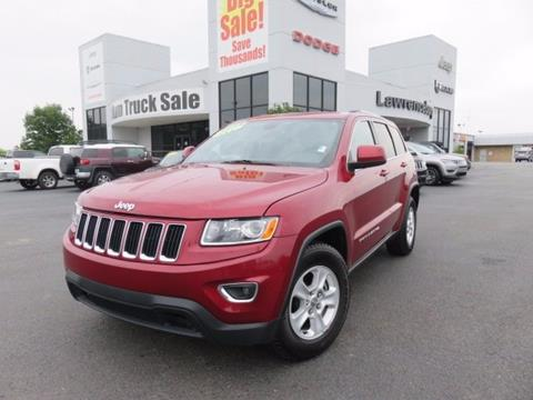 2014 Jeep Grand Cherokee for sale in Lawrenceburg, KY