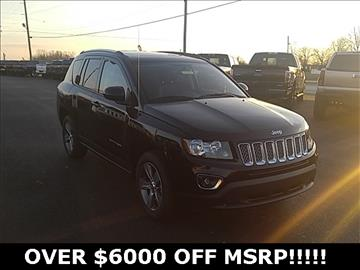 2017 Jeep Compass for sale in Lawrenceburg, KY