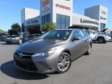 2017 Toyota Camry for sale in Lawrenceburg, KY