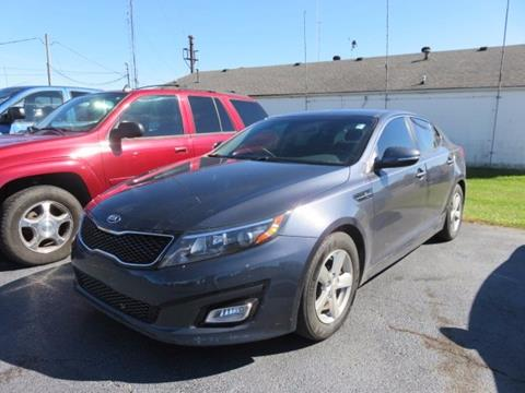 2015 Kia Optima for sale in Lawrenceburg, KY