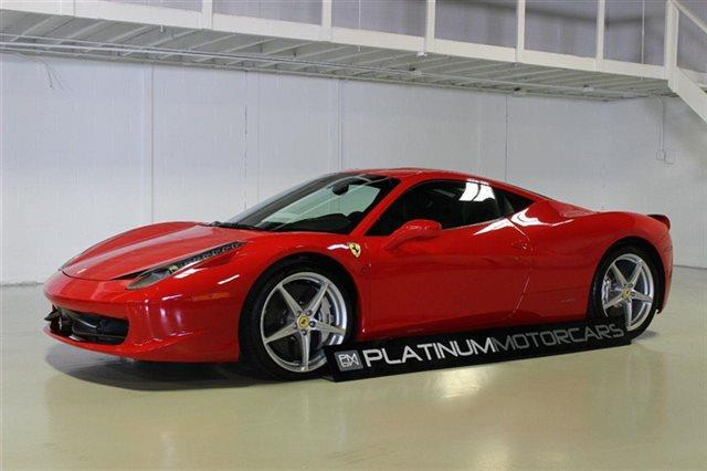 2010 ferrari 458 italia for sale in troy mi. Cars Review. Best American Auto & Cars Review