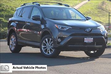 2017 Toyota RAV4 Hybrid for sale in Vallejo, CA