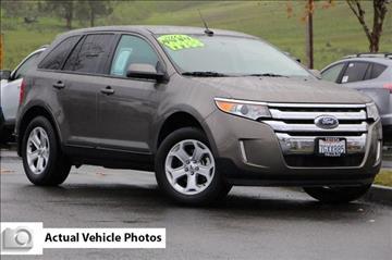 2013 Ford Edge for sale in Vallejo, CA