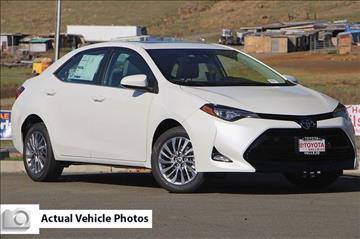2017 Toyota Corolla for sale in Vallejo, CA