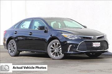 2017 Toyota Avalon for sale in Vallejo, CA