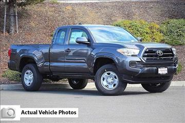 2017 Toyota Tacoma for sale in Vallejo, CA