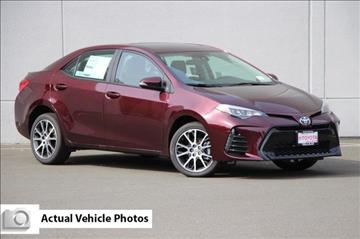2017 Toyota Corolla for sale in Vallejo, CA