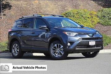 2017 Toyota RAV4 Hybrid for sale in Vallejo, CA