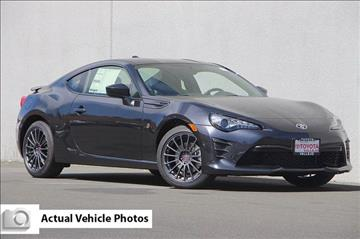 2017 Toyota 86 for sale in Vallejo, CA