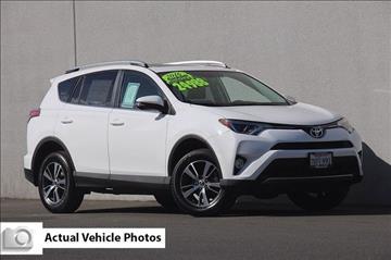 2016 Toyota RAV4 for sale in Vallejo, CA