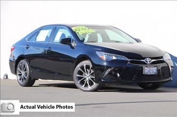 2015 Toyota Camry for sale in Vallejo, CA