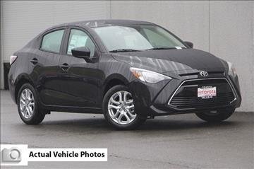2017 Toyota Yaris iA for sale in Vallejo, CA