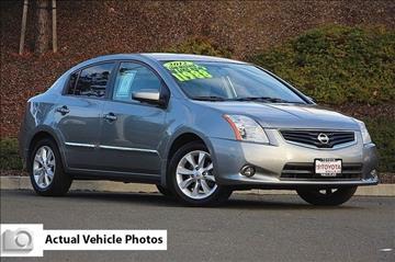 2012 Nissan Sentra for sale in Vallejo, CA