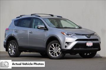 2017 Toyota RAV4 for sale in Vallejo, CA