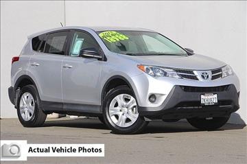 2015 Toyota RAV4 for sale in Vallejo, CA