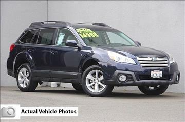 2013 Subaru Outback for sale in Vallejo, CA