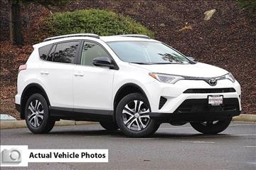 2017 Toyota RAV4 for sale in Vallejo, CA