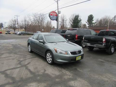 2008 Honda Accord for sale in Troy, NY