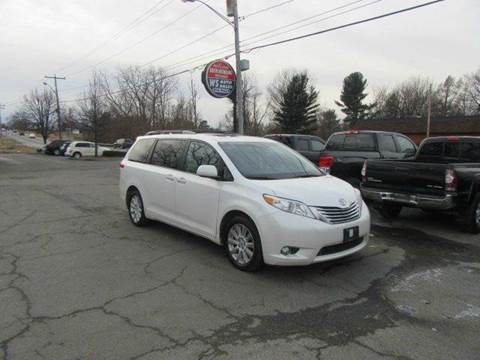 2012 Toyota Sienna for sale in Troy, NY